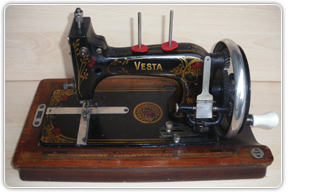 Vesta Hand Operated